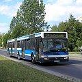 Rodzynek wśród krakowskich autobusów #JelczM182MB #autobus