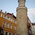 Wieża Zamkowa w Jeleniej Górze. #JeleniaGóra