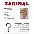 #Zaginął #SylwesterRdes #Lisowola #PuszczaMariańska #mazowieckie #PLAKATZITAKA