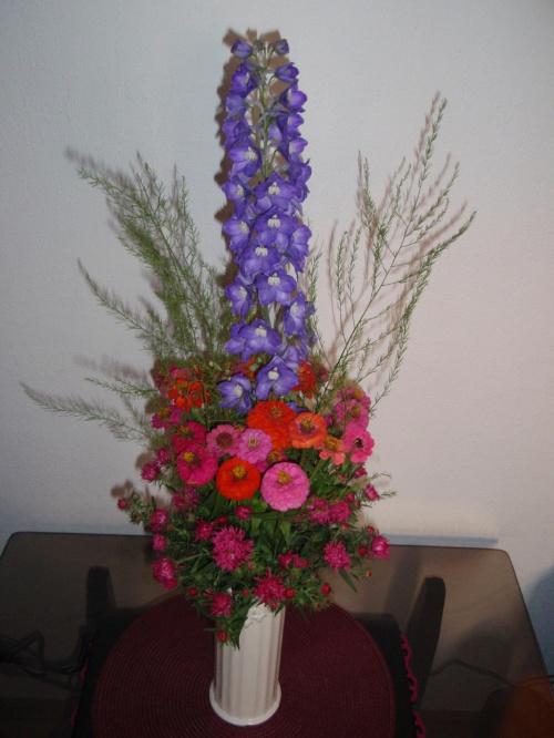 Kwiaty dzialkowe