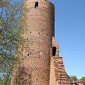 PZK - Zjazd #Zjazd #czersk #pzk #qso #zamek #wieża #cegła