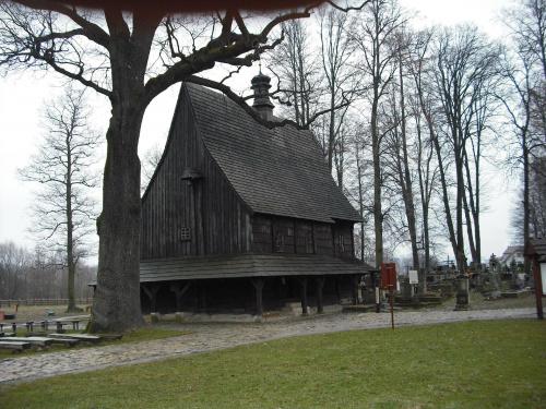 kościółek św.Leonarda w Lipnicy Murowanej. #DrewnianyKościółek #LipnicaMur