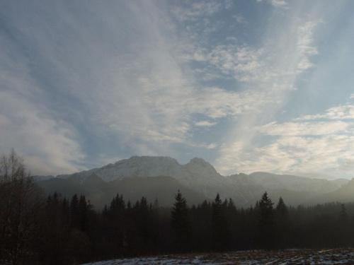 Tatry #krajobrazy #góry #tatry #widoki #PanoramaTatr #Polska #natura #ZachódSłońca #przyroda #pejzaże #chmury