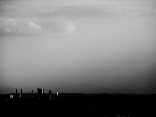 Lysa Hora z kopca