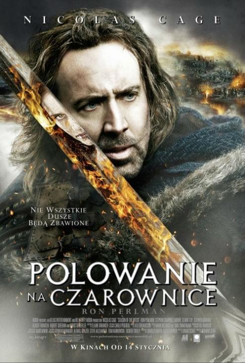 Polowanie na czarownice / Season of the Witch (2011) PL.DVDRIP.XVID / Lektor PL