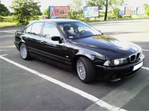 bmw zobacz temat e39 525d 2003 m pakiet 195km 400nm. Black Bedroom Furniture Sets. Home Design Ideas
