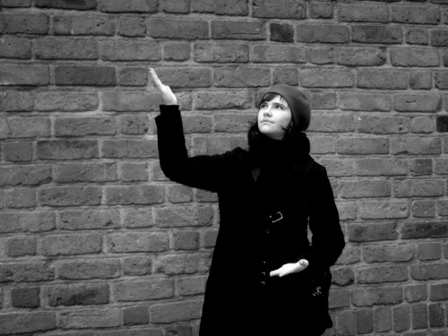 Modelka: Beata Warszawa 2011