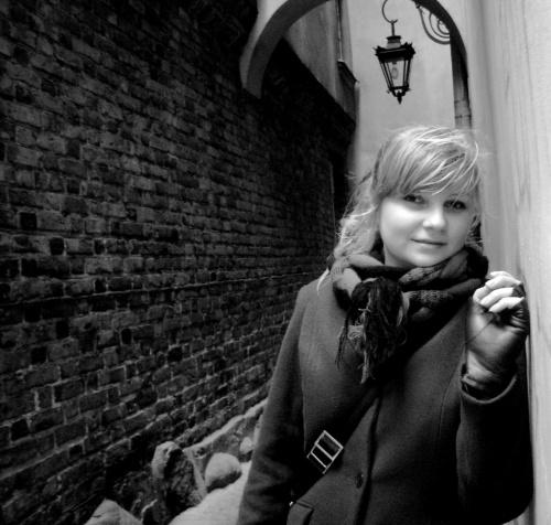 Modelka: Angelika WARSZAWA 2011