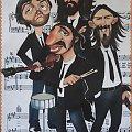 Szczęśliwego Nowego Roku 2012 i super zabawy sylwestrowej przy dobrej muzyce :)) #karykatury #MostKarola #Praga #sylwester