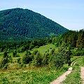 #Wałbrzych #Chełmiec #droga #las