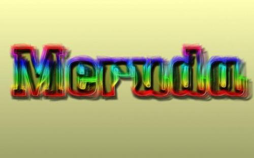 Grafika zrobiona w Gimpie #KolorowyNapis #napis #tęczowy #TęczowyNapis #gimp