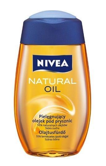 olejki pod prysznic