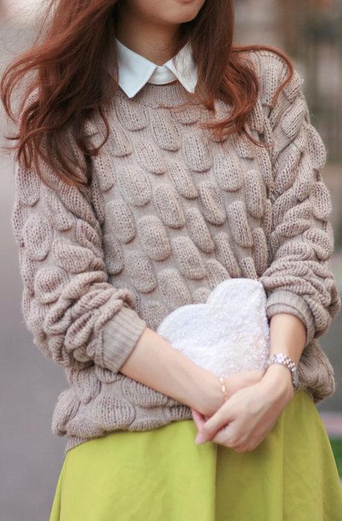 moda na swetry