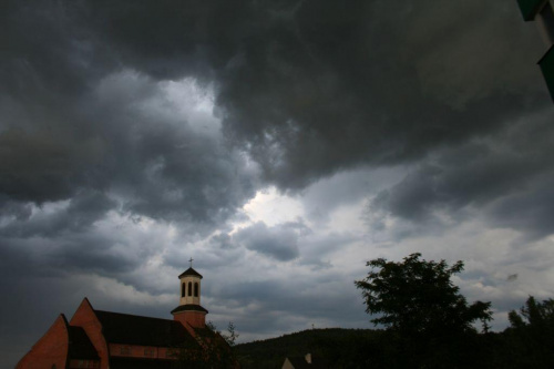 #Burza #niebo