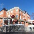 Pałac Paulinum już bliżej wiosny ;) #bazie #JeleniaGóra #Paulinum #wiosna