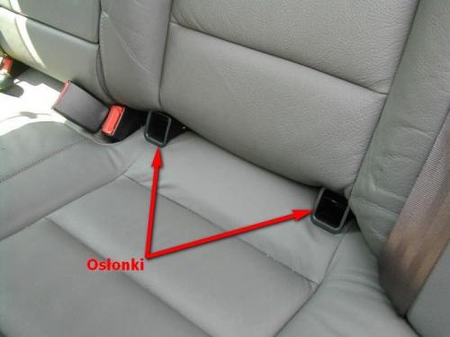 Montaż Mocowania Fotelika Isofix A4 B5 Audi A4 Klub Polska