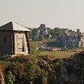 zamek w Ogrodzieńcu (Podzamczu) z troszke innej strony:) #Ogrodzieniec #zamek