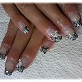 #paznokcie #tipsy #StylizacjaPaznokci #manicure #pedicure
