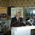 Na zakończenie konferencji głos zabrali:: gen Bolesław Matusz #Militaria #Konferencja #Osoby