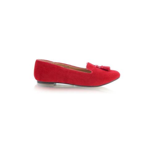 Buty Loafers na płaskiej podeszfie
