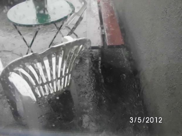 ulewa 3.5.2012 #deszcz #ulewa