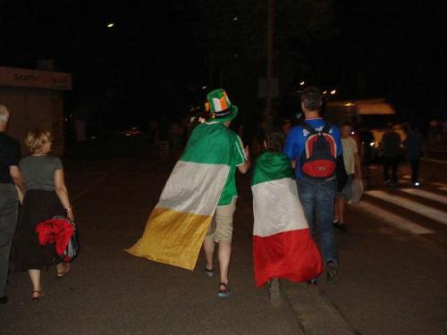 #Euro2012 #poznań #kibice #zabawa #StaryRynek #irlandia #mecz #stadion