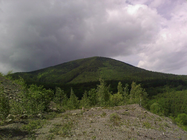 #góra #Chełmiec