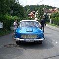 38 Tatra 603-1 1956 #BeskidzkieRajdy #PojazdyZabytkowe #tatra