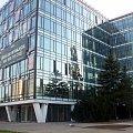 Nowy biurowiec na ul.Domaniewskiej w Warszawie #architektura #budynki #warszawa