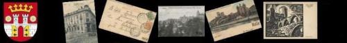 Pocztówki z Będzina i okolic