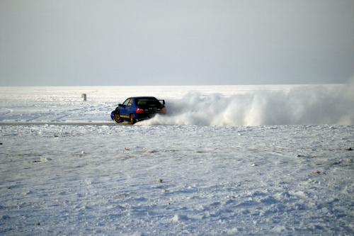 Winter Open 2013 Nowe Guty #auto #sport #wyścig #zima