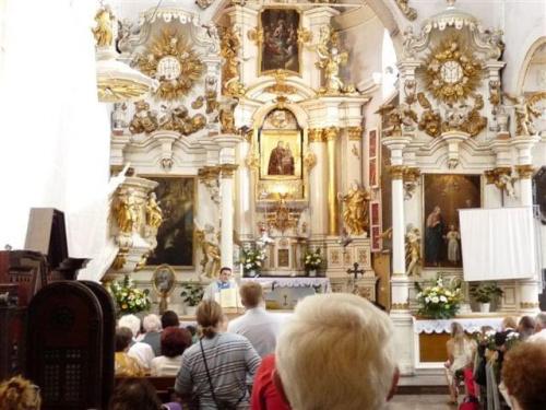 Rocznicowa Msza święta w Kościele Ducha Świętego