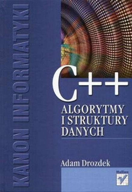 C++. Algorytmy i struktury danych [eBook PL]