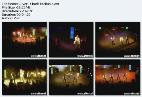 Cliver - Chod¼ Kochanie (2006)