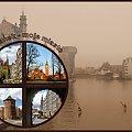 Moje ukochane miasto...chyba każdy zna piękne zabytki, widok na Motławę i ten niepowtarzalny klimat starego miasta! #Gdańsk #widoki #Motława #zabytki #collage