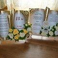 #bibuła #KsięgiOkolicznościowe #KwiatyZKrepiny #pamiątki #rękodzięło #zaproszenia