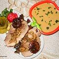 ,,Grzybnięta ,, łopatka #wieprzowina #łopatka #grzyby #obiad #jedzenie #gotowanie #kulinaria #PrzepisyKulinarne