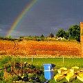 Zamek kiszewski #zamek #tęcza #kajaki