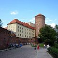 Kraków 2009 #kraków #wawel #architektura #budowle #budowla #zabytki #zabytek