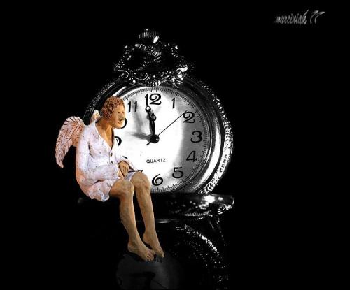 Pod czujnym okiem Anioła nadszedł Rok 2010... :-)