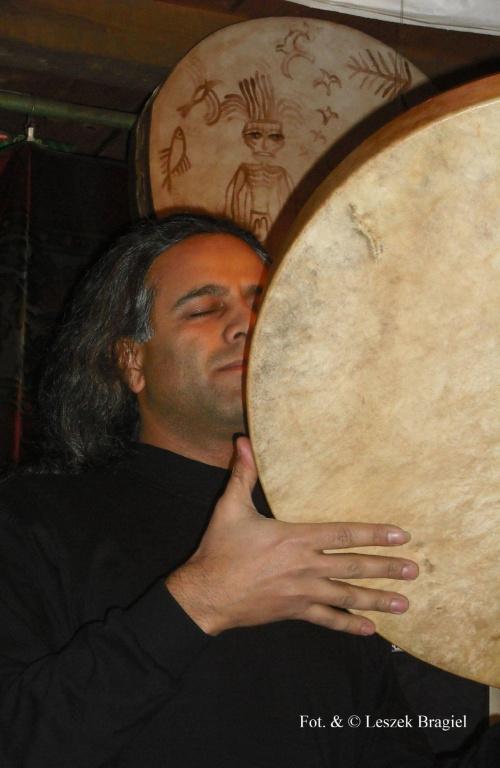 49. Koncert w Ogrodzie Górskiego Wiatru 9.01.2010 Mohammad Rasouli