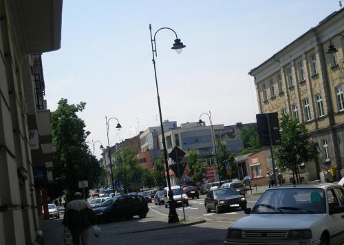 Piotrków Trybunalski ul:Al.3-go Maja #miasto #ulica