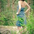 #kobieta #dziewczyna #las #bunkier #airking #passiv #nikon