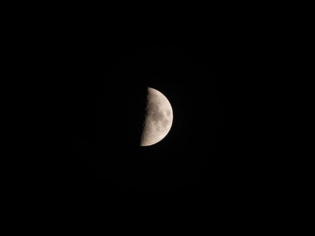 #księżyc #satelita #moon #luna #obiekt #kosmos #apollo