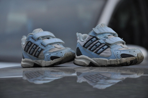 A gdzie właściciel? #buty