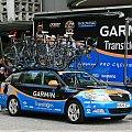 Vattenfall 2010 - Wyscig kolarski - Jedna z ekip #rowery #wyscigi #sport #kolarstwo
