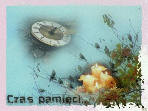 Czas pamięci o tych, którzy odeszli #ŚwiętoZmarłych #Zaduszki #jesień #pamięć