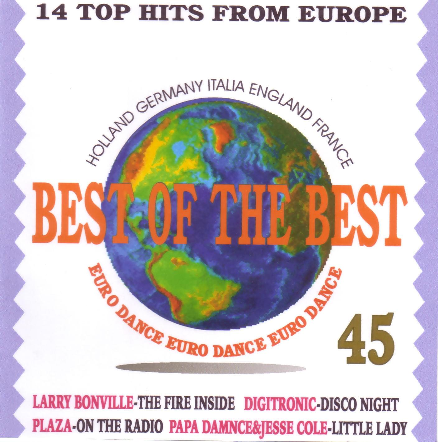 Best Of The Best vol.45