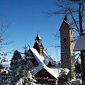 Kościół Górski Naszego Zbawiciela znany powszechnie jako Kościół Wang lub Świątynia Wang-ewangelicki kościół parafialny w Karpaczu,przeniesiony w 1842r.z miejscowości Vang,leżącej nad jeziorem o tej samej nazwie w Norwegii. #karpacz