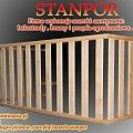 Balustrada i wykończenie rogów #Stanpor #zakład #stolarski #balustrada #balustrady #balkonowe